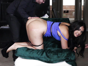 Rimming Out A Beauty And Fucking Her Asshole