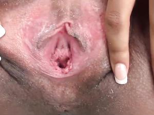 POV Interracial With A Perky Tits Black Teen Outdoors