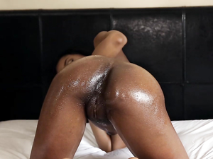 Young And Perky Black Girl Fucking A White Guy
