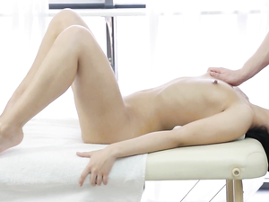Perfect Teen Beauty Takes Cock In Her Erotic Scene