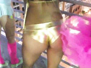 Pornstars Party In Public Dressed Like Sluts