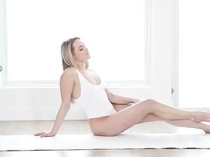 Yoga Loosens Up Mia Malkova For Vigorous Sex