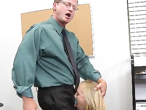 Teacher Seduced By A Schoolgirl With Incredible Tits
