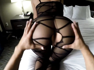 Gorgeous Escort In Lingerie Gets Fucked Hard