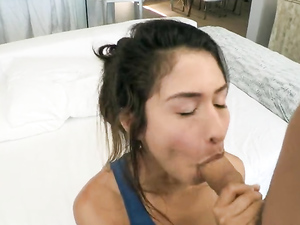 Cute Girl Next Door Wants Dick In Her Hot Pussy