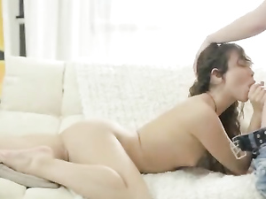 Afternoon Anal Lovemaking With His Teen GF