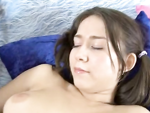 Teen Gives A Hot Rimjob To Her Horny Man